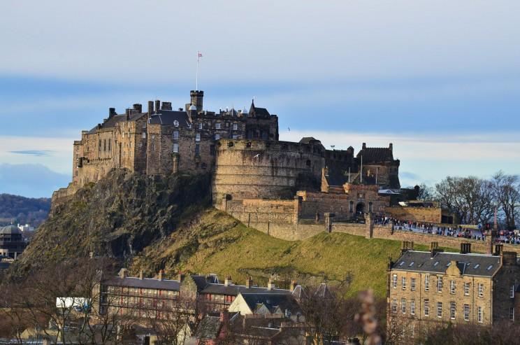 Der Name Edinburgh bedeutet im alten Gälisch